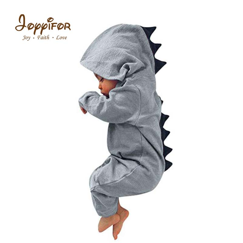 Baby Dinosaur Rompers Clothes Newborn Baby Girls Pajamas Jumpsuits Toddler Infant Kids Overall Boys Cotton Outfits Pajamas
