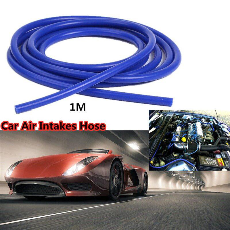 1M 3mm/4mm/5mm/6mm/8mm/10mm/14mm Car Silicone Vacuum Tube Hose Silicone Car Air Intakes Hose Car Parts Accessories
