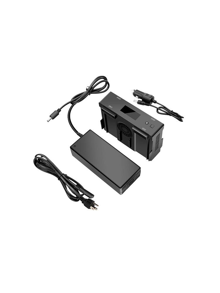 Nieuwe 4 in 1 multifunctionele Batterij Oplader voor DJI Mavic 2 Pro Zoom Drone Auto Oplader Adapter Opladen hub Smart Rapid Lading - 4