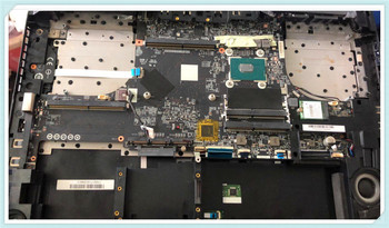 Original MS-17A11 For MSI MS-17A1 GT73VR 6RF LAPTOP MOTHERBOARD WITH I7-7700HQ