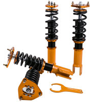 Coilover Spring Shock Absorber Struts for Mitsubishi Lancer EVO 7 8 9 CT9A VII VIII IX CT9A 4G63 충격 흡수 장치 서스펜션