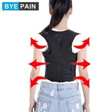Купить с кэшбэком 1Pcs High Quality Health Care Universal Correct Posture Corrector Belt Vest Back Brace Support