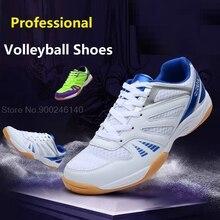 2021 Cushion Badminton Volleyball Shoes For Men Women Tennis Jogging Shoes Damping Badminton Sport Sneaker Indoor Trainer