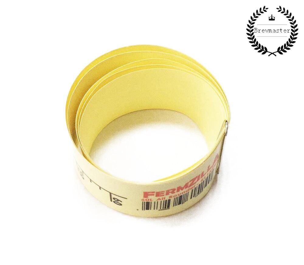FermZilla All Rounder 60L - Graduation Sticker
