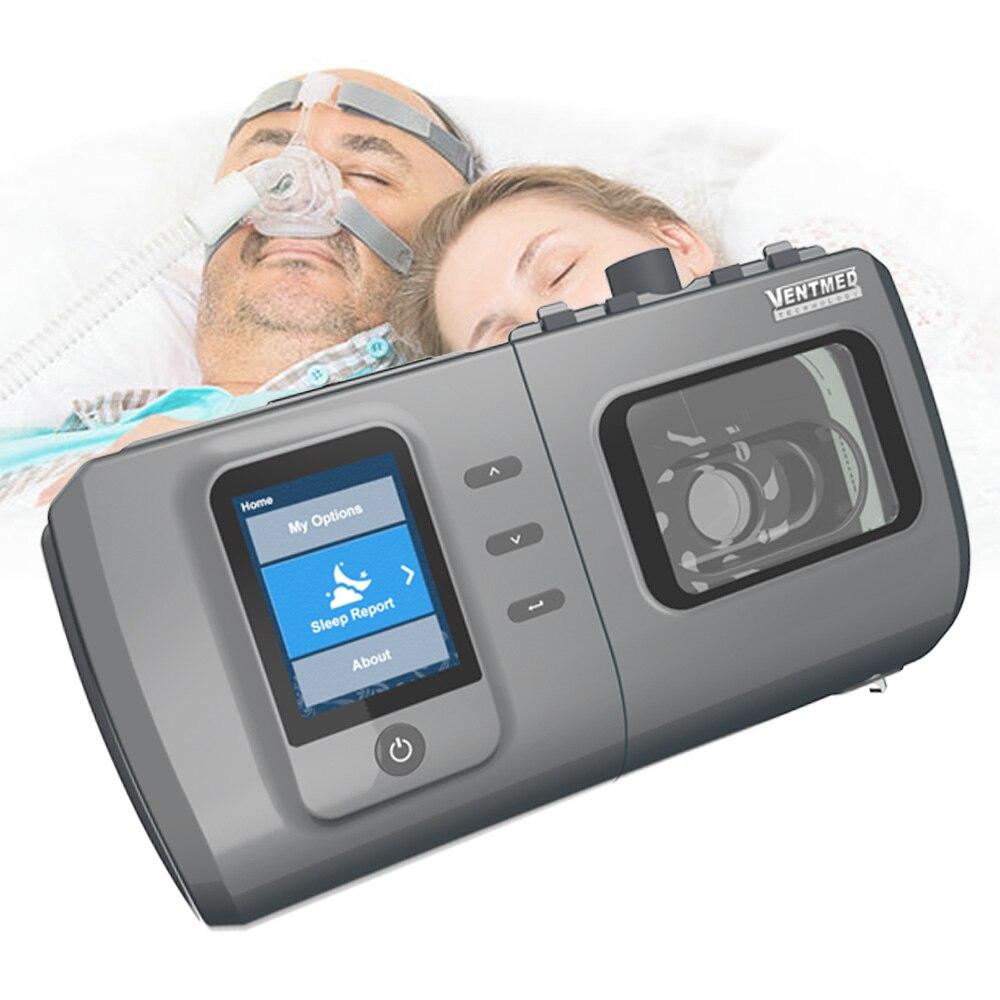 10 sztuk automatyczna Bipap automatyczna maszyna Cpap obsługa jednym przyciskiem wysokociśnieniowy przenośny medyczny opieka domowa wentylator