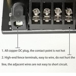 Image 4 - ZK 1002L 100WX2 Mini Bluetooth 5.0 bezprzewodowy moc dźwięku wzmacniacz cyfrowy pokładzie podwójne kanały amplituner Stereo DC 12V 24V