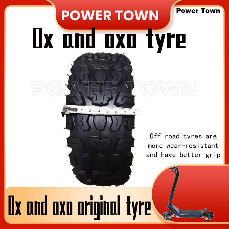 Оригинальный электрический скутер OXO OX, внедорожник Light2 Light1, пневматическая трубка для шин, безвоздушная бескамерная шина Quick3