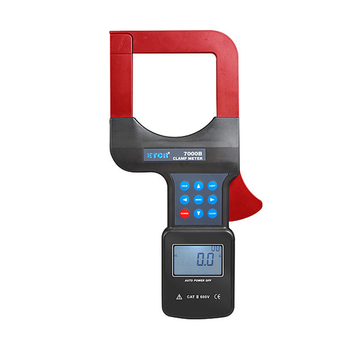 ETCR7000B Large Caliber Clamp Current Meter Measuring Ac Leakage and Current, Adopts CT Technology.