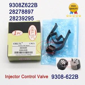 Image 1 - ORLTL New 28239295 Black Control Valves 9308 622B 9308Z622B 28278897 Euro 4 Valves for Diesel Common Rail Injector System