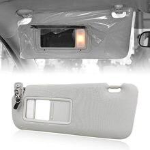 Солнцезащитный козырек для Mazda CX-9 CX9 2010 2011 2012 2013 2014 2015 TDY1-69-320 DY169320, Внутренний солнцезащитный козырек для автомобиля, левая сторона водителя с...