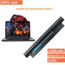14.8V 40Wh Laptop battery for DELL XCMRD Laptop Battery For Dell Inspiron 17R 5721 17 3721 15R 5521 15 3521 14R 5421 14 3421 MR9