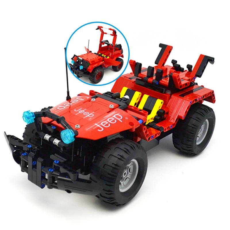 Cada 531PCS RC Red