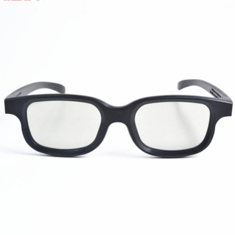 Adult Children's Polarized Passive 3d Glasses For 3D TV Real 3d Cinemas Screen
