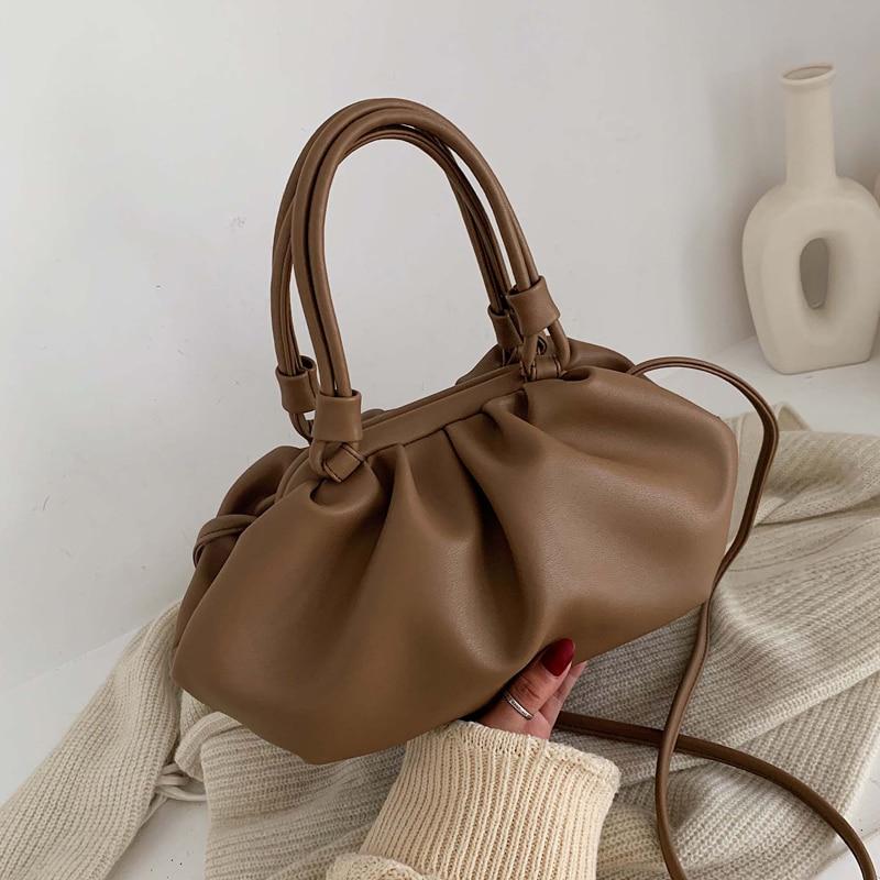 Elegant Female Tote Bag 2019 Fashion New High Quality PU Leather Women's Designer Handbag Casual Travel Shoulder Messenger Bag