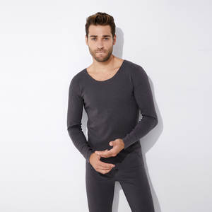 keep warm for Russian Canada and European women Winter long johns thick men thermal underwear sets