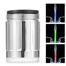 Прямая поставка светодиодный светильник для водопроводного крана