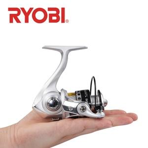 Image 1 - Ryobi Vissen Reel 500 800 1000 Vissen Spinning Reel 3 + 1BB Overbrengingsverhouding 5.2:1 Max Drag 3Kg Zoutwater Reels Vissen Wielen Coils