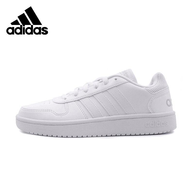 Original Adidas HOOPS 2.0 Womens Skateboarding Shoes Sneakers Outdoors Sports B42096