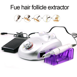 FUE Machine For Hair Transplant Surgery hair transplant FUE hair follicle extraction Planting hair /eyebrows/beard equipm