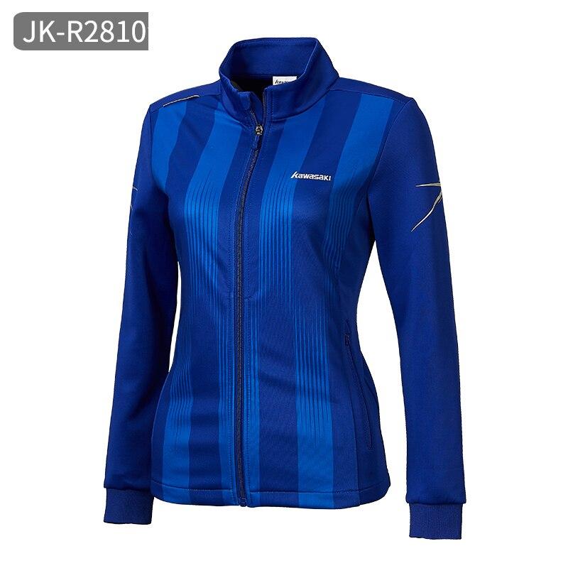 Kawasaki, женские куртки для бега, кофта для бега, для девушек, для йоги, спортивная куртка на молнии, пальто, для фитнеса, для спортзала, рубашки, женская одежда - Цвет: JK-R2810