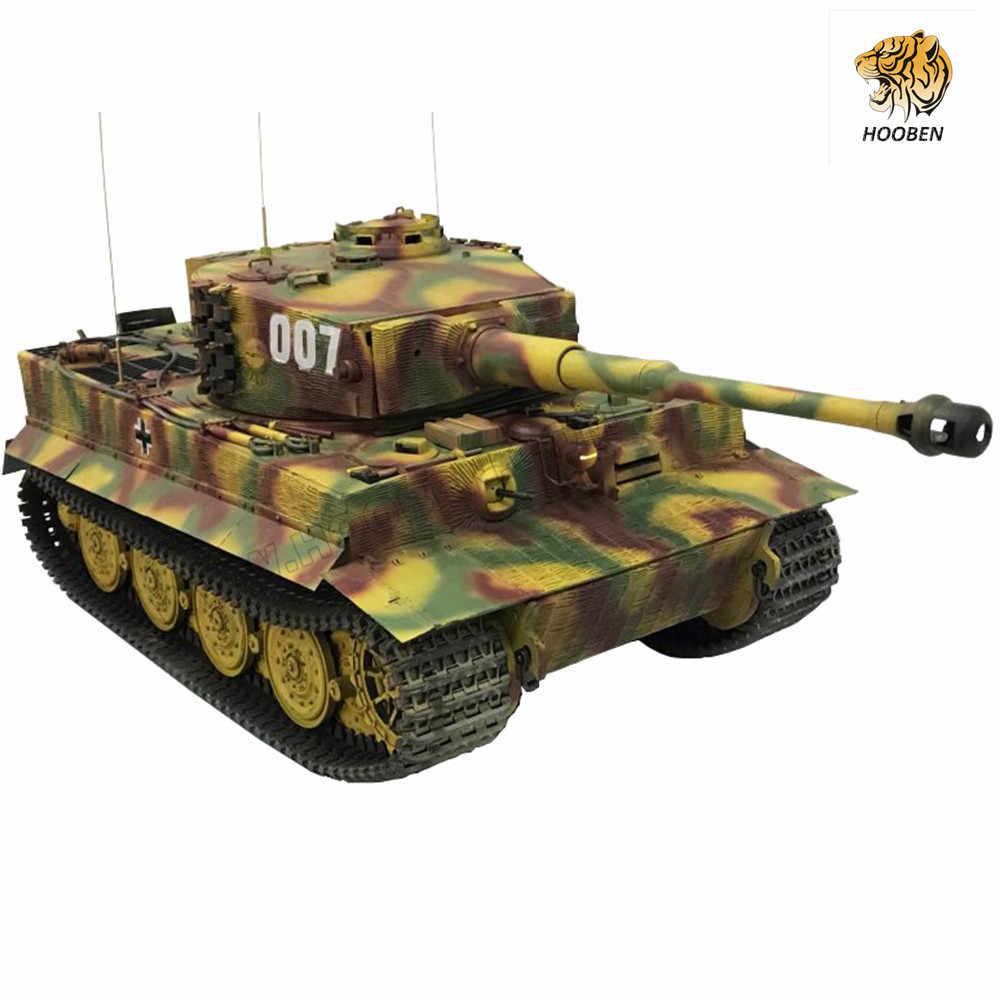 HOOBEN 1/16 US FURY Medium Tank M4A3E8(HVSS) Sherman Easy 8