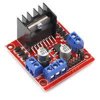 1 stücke L298N fahrer bord modul L298 schrittmotor smart roboter breadboard peltier High Power