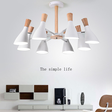 Nordic Modern loft hanging pendant lamp light LED minimalist for Kitchen Restaurant Bar living room bedroom hanging ceiling lamp