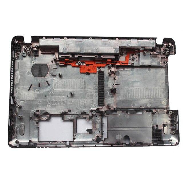 Nowy skrzynki pokrywa dla Acer Aspire E1-571 E1-571G E1-521 E1-531 podpórce pod nadgarstki pokrywa/dolna podstawa pokrywa AP0HJ000A00 AP0NN000100