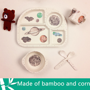 Image 2 - Assiette en Fiber de bambou