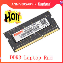 Kingspec DDdr3NB 8 Gb 4 Gb 1600 Sodimm Ram Memoria Ram For A Laptop Ddr 3 1600 Mhz Ram Ddr3 4 gb 8 Gb Notebook Geheugen Sodimm