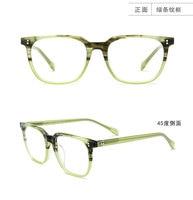 Belight Optical Brand Design Acetate Classical Shape Spectacle Frame Men Women Prescription Eyeglasses Optical Eyewear 19114