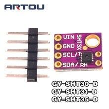 Цифровой выходной модуль датчика температуры и влажности sht30/sht31/sht35
