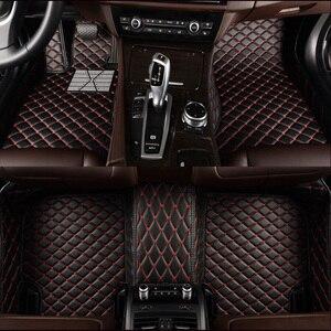 Image 4 - Kalaisike niestandardowe dywaniki samochodowe dla Cadillac wszystkie modele SRX CTS Escalade ATS CT6 XT5 CT6 ATSL XTS SLS akcesoria samochodowe stylizacja