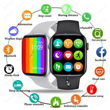 2021 inteligentnych zegarków Apple IWO W26 mężczyźni kobiety Smartwatch Bluetooth otrzymać telefon zwrotny od ekg Monitor tętna sport Fitness bransoletka dla Apple Z systemem Android tanie tanio UOJSJK CN (pochodzenie) Dla systemu iOS Na nadgarstek Zgodna ze wszystkimi 128 MB Krokomierz Rejestrator aktywności fizycznej
