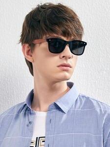 Wooden Sunglasses Oculos Natural Men Polarized KINGSEVEN Fashion Original De Sol Masculino