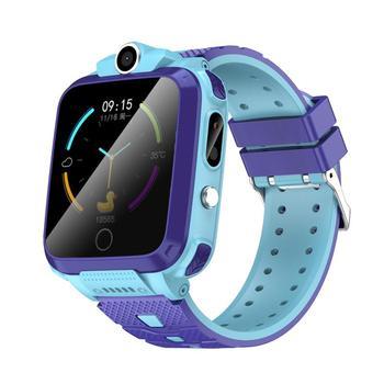 Kid Smart Bracelet Watch 4G VOLET HD Video call GPS Accurate positioning waterproof Children Intelligent Wristband Podómetro