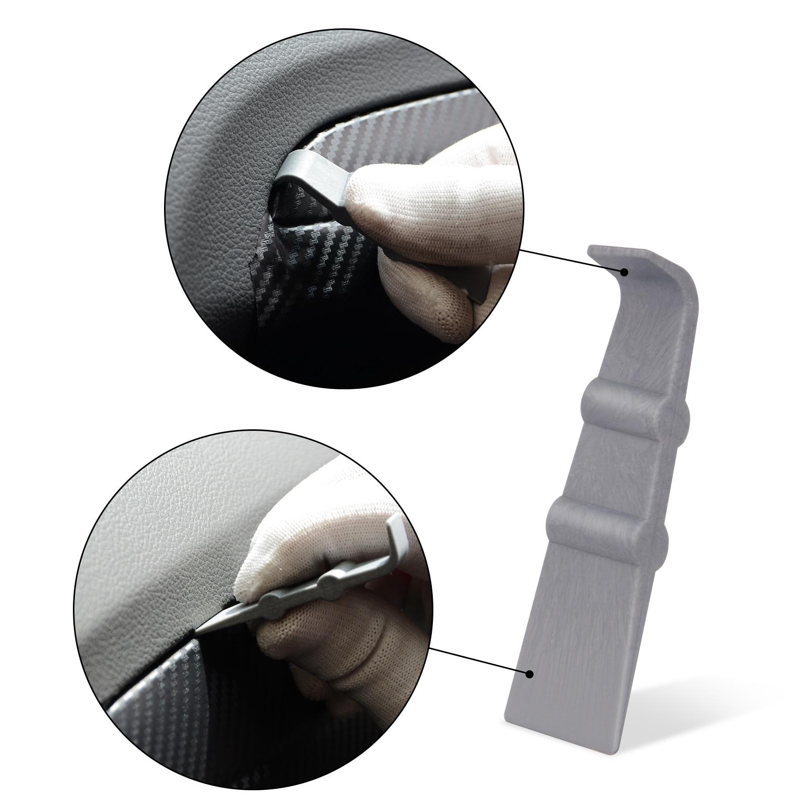 Foshio виниловая оболочка автомобильные аксессуары набор инструментов