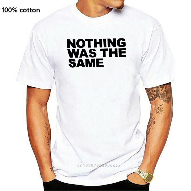 Nada foi o mesmo setembro 24 ovo tshirt 100% algodão manga curta t camisa masculina estilo hip hop
