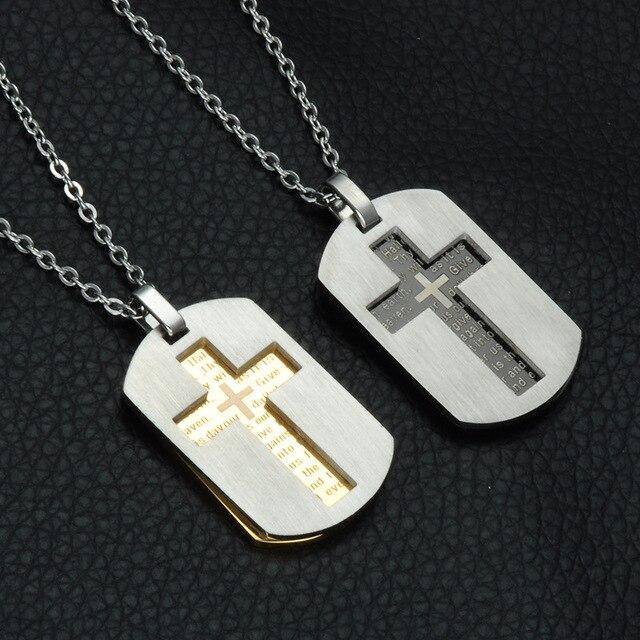 Looker подвеска в виде Креста для ожерелья христианские украшения