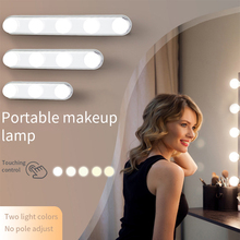 USB Mirror Front Light Led Fill Light Dimmable Bulb Bathroom Light Simple Modern Makeup Mirror Lights