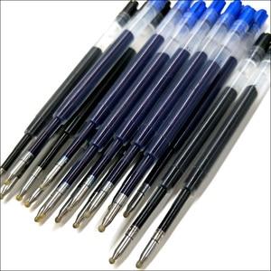 Image 5 - סיטונאי ניטראלי כחול שחור ג ל עט מילוי משרד כתיבה 424 G2 ג ל דיו 0.5mm עט ציפורן מכירות