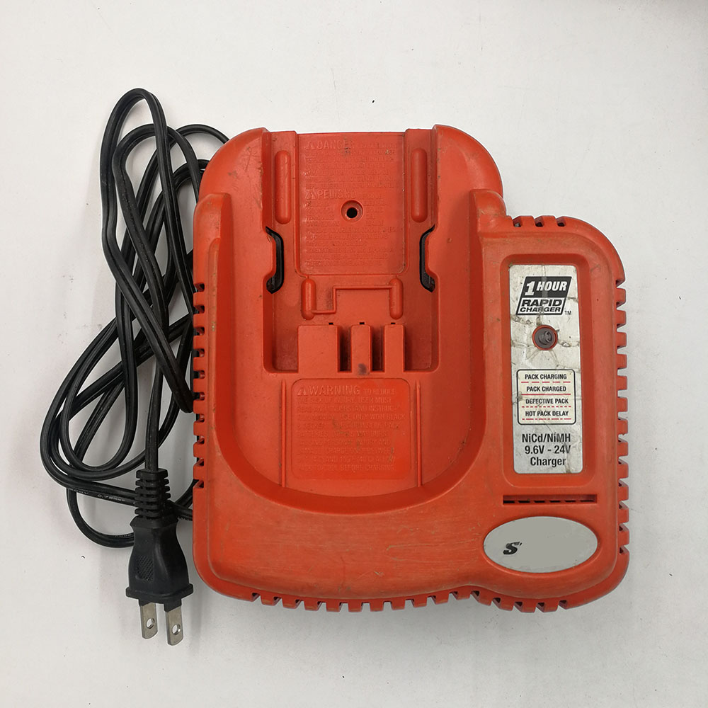 Used and Reconditioned NI-CD NI-MH Battery Charger For Black&Decker 9.6V - 24V Serise Electric Drill Screwdriver Tool Accessory