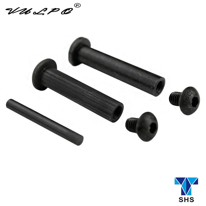 VULPO SHS Enhance Body Lock Pin Set For M4/M16 Series AEG Airsoft Hunting Airsoft Accessories