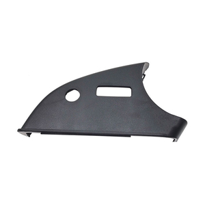 Image 2 - Auto Side Rearview Mirror Bottom Lower Holder Cover for Mercedes Benz GLE GLS GL ML W164 W166 X166 G Class R Class
