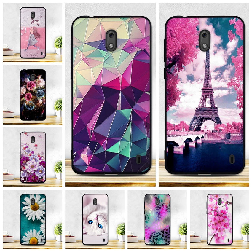 For <font><b>Nokia</b></font> 2 TA-1029 TA-1035 Case for Coque Nokia3 TA-1032 Soft <font><b>TPU</b></font> Cover For <font><b>Nokia</b></font> <font><b>6.1</b></font> Case <font><b>Nokia</b></font> 6 2018 TA-1068 TA-1050 TA-1043 image