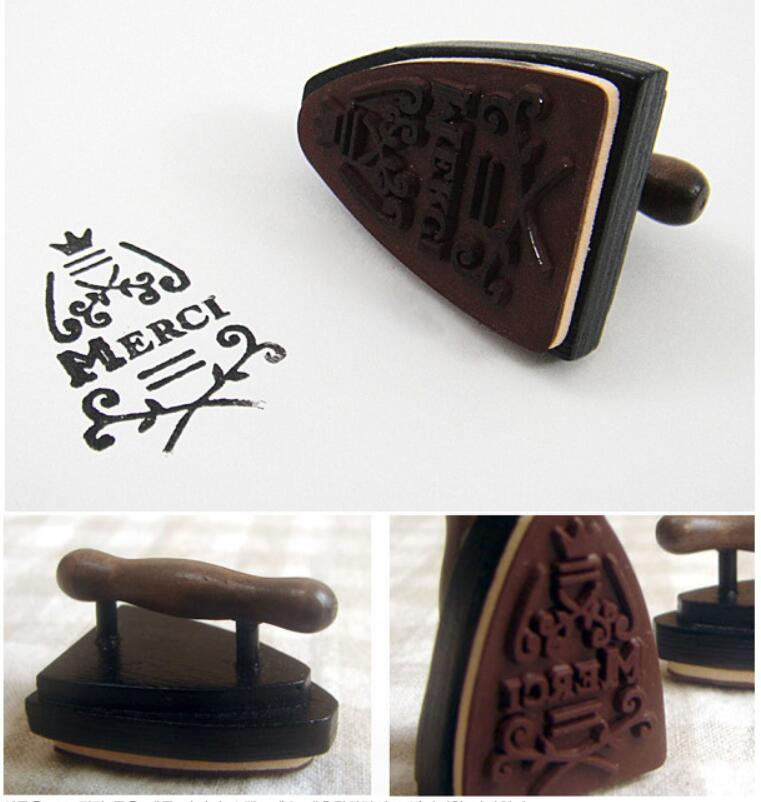 1pcs/lot Retro Mulifunction Iron Retro Sewing Machine Shape For Wedding Post Vintage Stamps