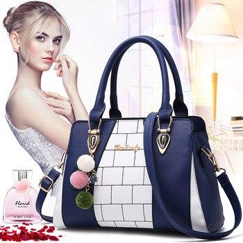 Women's Bags Fashion casual Ladies Handbags Luxury Handbag designer Messenger bag Shoulder Bag womens wild new package