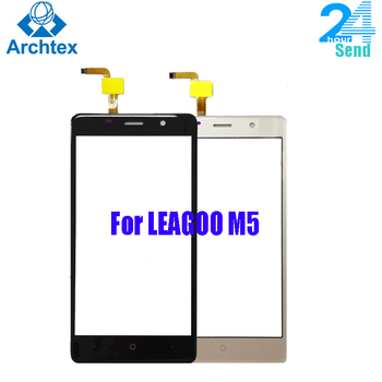 For LEAGOO M5 100% Original TP Touch Screen Panel Perfect Repair Parts +Tools 5.0 M5 Glass With Digitizer Sensor Replacement image
