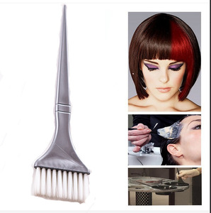 Dual-Purpose Hair Coloring Brush Salon Barber Coloring Dye Hairdressing Hair Styling Accessories Color Painting Dye Brush Comb