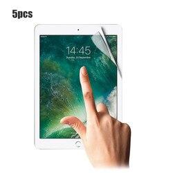 3/5 sztuk hydrożel folia zabezpieczająca ekran dla iPad 10.2 ochrona ekranu tabletu dla Apple iPad 7th Gen 2019 Tablet 108 #2 w Ochraniacze ekranu do tabletów od Komputer i biuro na